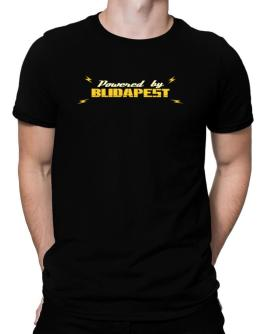 Powered By Budapest Men T-Shirt