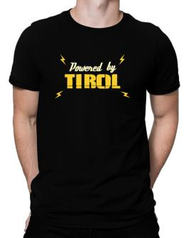 Powered By Tirol Men T-Shirt