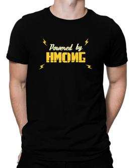 Powered By Hmong Men T-Shirt