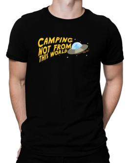 Camping Not From This World Men T-Shirt