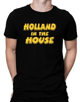 Holland In The House Men T-Shirt