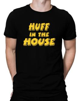 Huff In The House Men T-Shirt