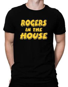Rogers In The House Men T-Shirt