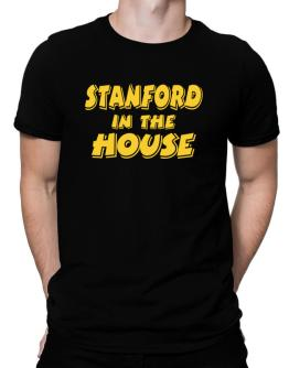 Stanford In The House Men T-Shirt
