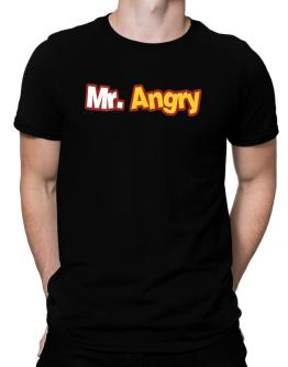 Mr. Angry Men T-Shirt