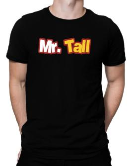 Mr. Tall Men T-Shirt