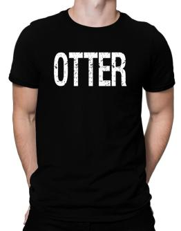 Otter - Vintage Men T-Shirt