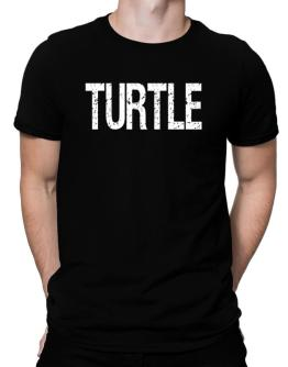 Turtle - Vintage Men T-Shirt