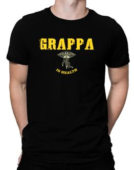 Grappa Is Health Men T-Shirt