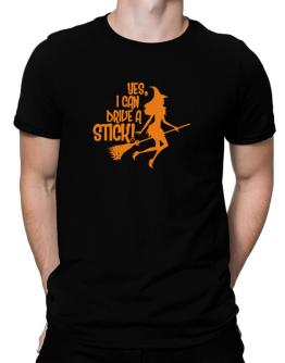 Yes, I Can Drive A Stick! Men T-Shirt