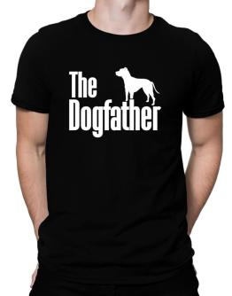 The dogfather American Pit Bull Terrier Men T-Shirt