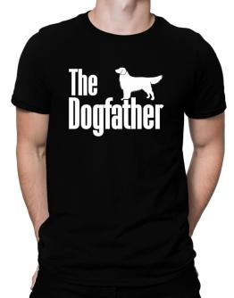 The dogfather Golden Retriever Men T-Shirt