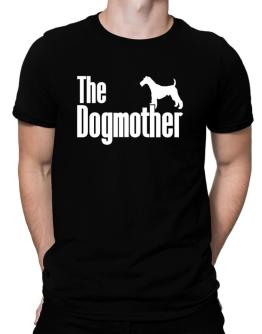 The dogmother Fox Terrier Wire Men T-Shirt