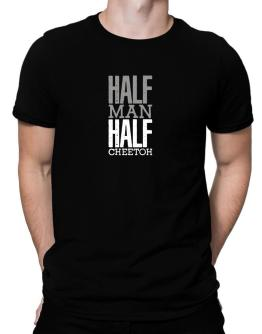 Half man half Cheetoh Men T-Shirt