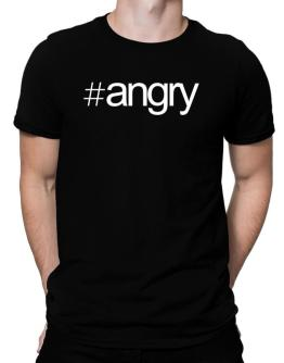 Hashtag angry Men T-Shirt