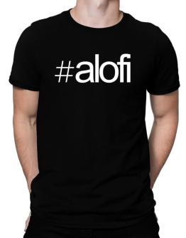 Hashtag Alofi Men T-Shirt
