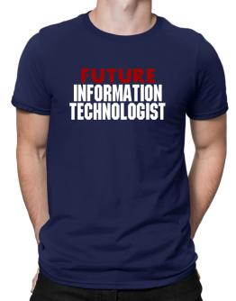 Future Information Technologist Men T-Shirt