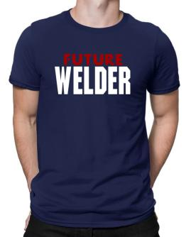 Future Welder Men T-Shirt