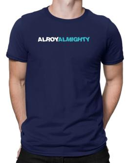 Alroy Almighty Men T-Shirt