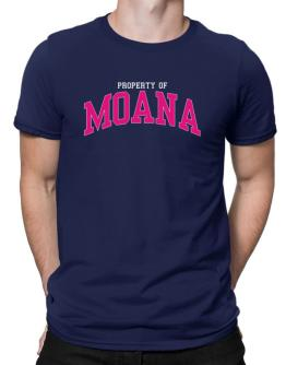 Property Of Moana Men T-Shirt