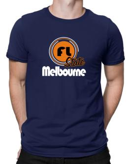 Melbourne - State Men T-Shirt