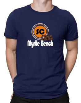 Myrtle Beach - State Men T-Shirt