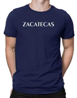 """ Zacatecas "" Men T-Shirt"