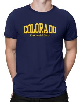 State Nickname Colorado Men T-Shirt