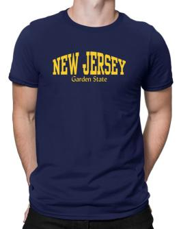 State Nickname New Jersey Men T-Shirt