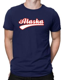Retro Alaska Men T-Shirt