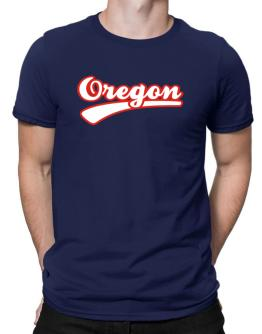 Retro Oregon Men T-Shirt