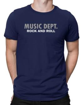 Polo de Music Dept Rock And Roll