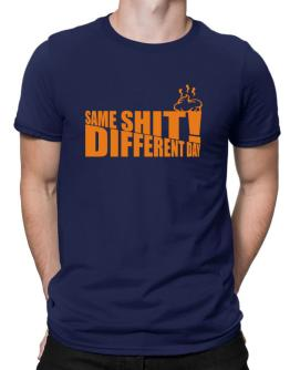 Same Shit Different Day Men T-Shirt