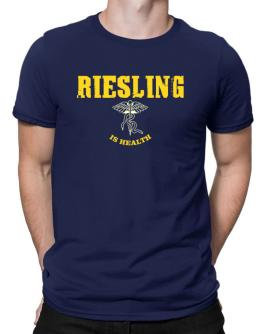 Riesling Is Health Men T-Shirt