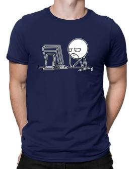 Computer guy Men T-Shirt
