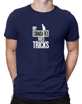 My Cornish Rex does tricks Men T-Shirt