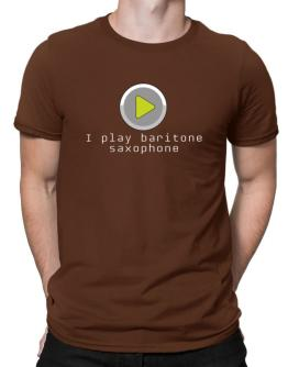 I Play Baritone Saxophone Men T-Shirt