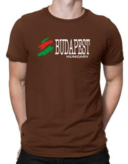 Brush Budapest Men T-Shirt