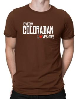 Every Coloradan Loves Me Men T-Shirt