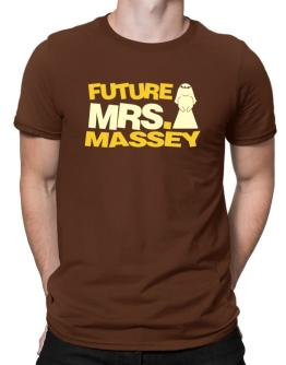 Future Mrs. Massey Men T-Shirt
