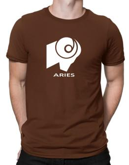 Polo de Aries Astral Silhouette
