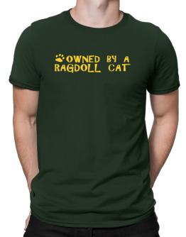 Owned By A Ragdoll Men T-Shirt