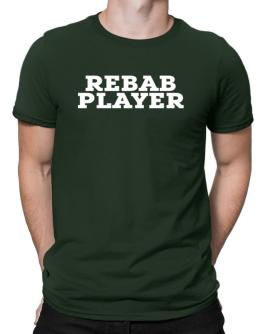Rebab Player - Simple Men T-Shirt