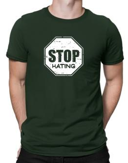 Stop Hating Men T-Shirt