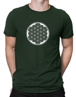 Polo de Flower of life geometry