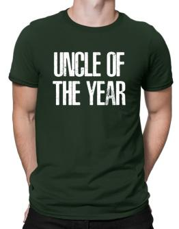 Auncle of the year Men T-Shirt