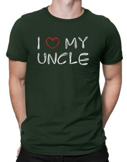 I love my Auncle Men T-Shirt