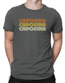 Polo de Capoeira Retro Color