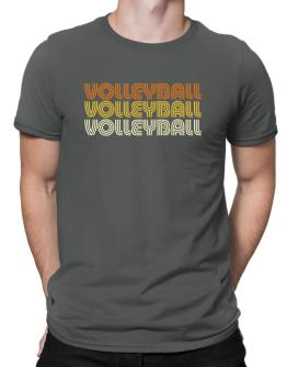 Polo de Volleyball Retro Color