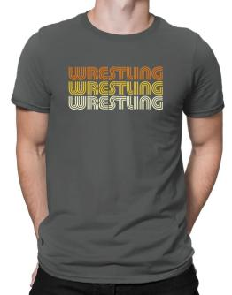 Polo de Wrestling Retro Color